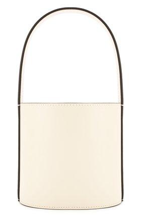 Женская сумка bisset mini STAUD кремвого цвета, арт. 07-9115 | Фото 1