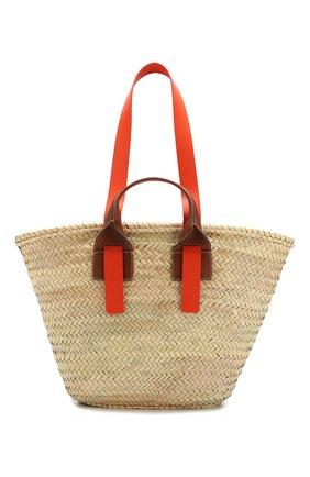 Женская сумка-шопер senallo HEREU разноцветного цвета, арт. SENALL0/MBR20SENA001 | Фото 1
