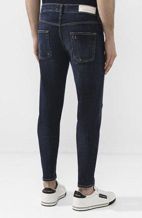 Мужские джинсы PREMIUM MOOD DENIM SUPERIOR темно-синего цвета, арт. S20 0310340011/PAUL | Фото 4