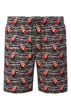 Детского плавки-шорты DOLCE & GABBANA черного цвета, арт. M4A13T/HSM2C | Фото 1