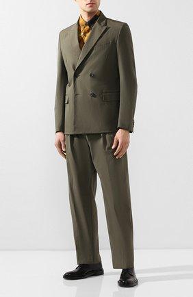 Хлопковый пиджак   Фото №2