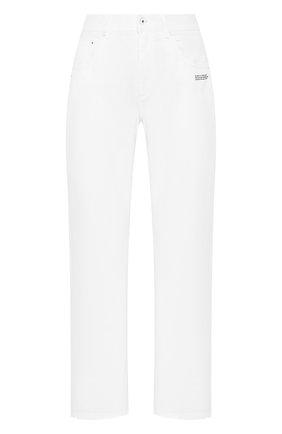 Женские джинсы OFF-WHITE белого цвета, арт. 0WYA012S20DEN0040100 | Фото 1