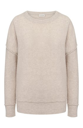 Женская свитер BY MALENE BIRGER бежевого цвета, арт. Q67273001Z/BIAGI0 | Фото 1