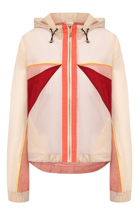 Женская куртка P.E. NATION розового цвета, арт. 19PE4J098-1 | Фото 1
