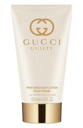 Женского лосьон для тела gucci guilty revolution GUCCI бесцветного цвета, арт. 3614227758360 | Фото 1