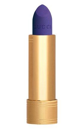 Матовая губная помада, оттенок 711 GUCCI бесцветного цвета, арт. 3616300892794 | Фото 3