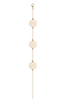 Женский браслет CHANEL желтого золота цвета, арт. J10577 | Фото 2