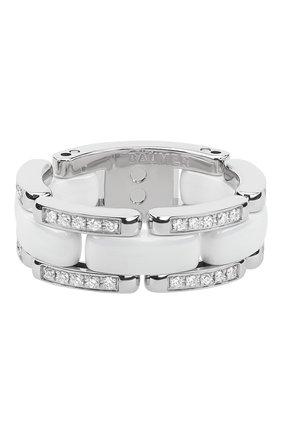 Женские кольцо CHANEL белого золота цвета, арт. J2643 | Фото 1