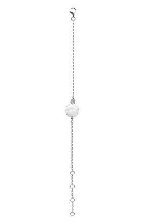 Женский браслет CHANEL белого золота цвета, арт. J3155 | Фото 2