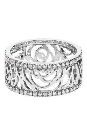 Женские кольцо CHANEL белого золота цвета, арт. J3401 | Фото 1