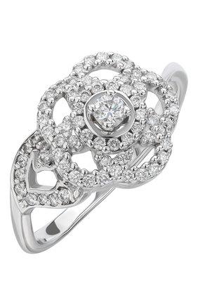 Женские кольцо CHANEL белого золота цвета, арт. J3600 | Фото 1