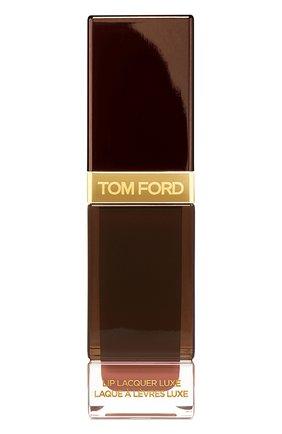 Женская жидкая помада lip lacquer luxe matte, оттенок lark TOM FORD бесцветного цвета, арт. T725-03 | Фото 1
