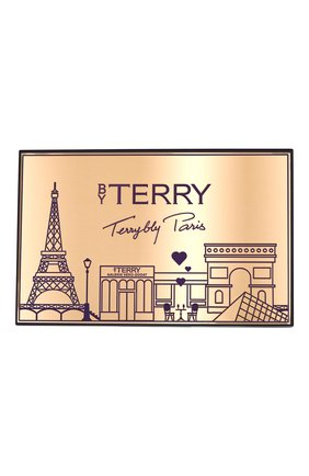 Женские палетка теней terrybly paris 2 paris by night BY TERRY бесцветного цвета, арт. V19120002 | Фото 2