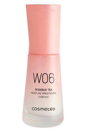 Сыворотка для сияния лица rosebud tea COSMETEA бесцветного цвета, арт. W06-2 | Фото 1