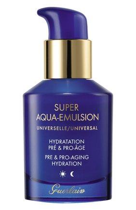Эмульсия для лица универсальная Super Aqua | Фото №1