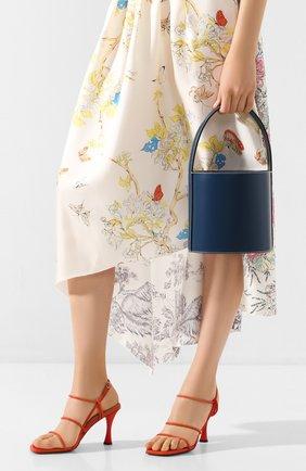 Женская сумка bissett  STAUD синего цвета, арт. 07-9000 | Фото 2