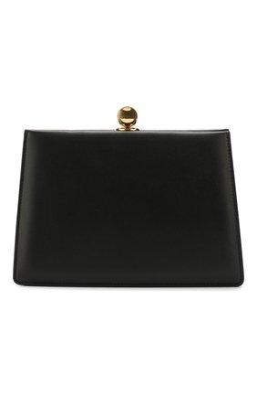 Женская сумка twin mini RATIO ET MOTUS черного цвета, арт. REM20SSMTBK-GD | Фото 1