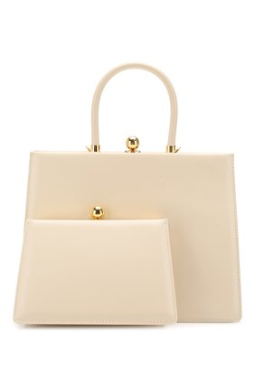 Женская сумка twin frame RATIO ET MOTUS кремвого цвета, арт. REM20SSTFLM-GD | Фото 1