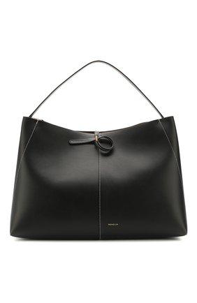 Женская сумка ava WANDLER черного цвета, арт. AVA T0TE BIG | Фото 1