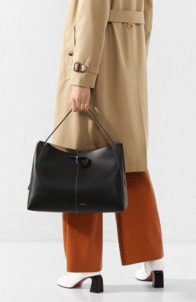 Женская сумка ava WANDLER черного цвета, арт. AVA T0TE BIG | Фото 2