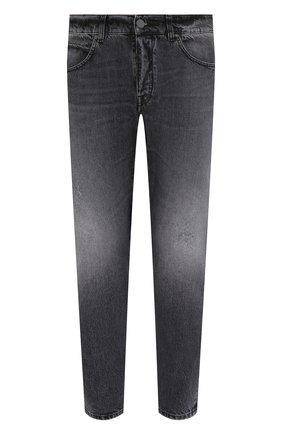 Мужские джинсы 2 MEN JEANS темно-серого цвета, арт. FARRAN/Y205U | Фото 1