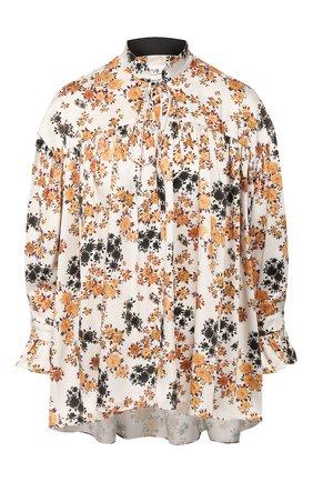 Женская блузка VICTORIA, VICTORIA BECKHAM разноцветного цвета, арт. 2220WSH001166A | Фото 1