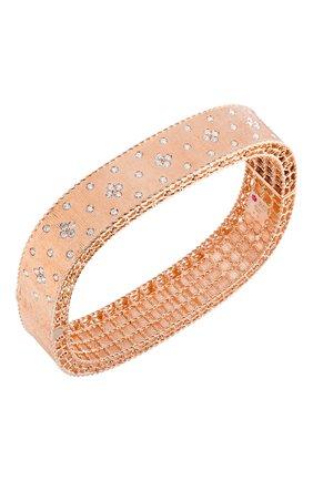 Женский браслет ROBERTO COIN розового золота цвета, арт. ADR777BA1295 | Фото 1
