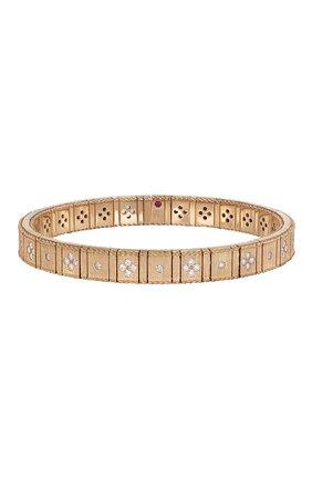Женский браслет ROBERTO COIN розового золота цвета, арт. ADR888BR1713_17 | Фото 1