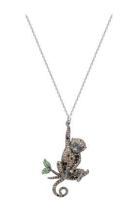Женские колье ROBERTO COIN белого золота цвета, арт. ADV378CL0147 | Фото 1