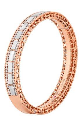 Женский браслет ROBERTO COIN розового золота цвета, арт. ADV888BA1852_01 | Фото 1
