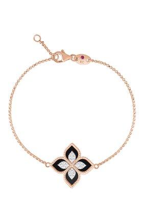 Женский браслет ROBERTO COIN розового золота цвета, арт. ADV888BR1837 | Фото 1