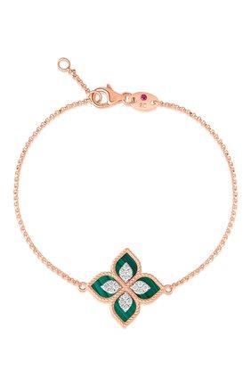 Женский браслет ROBERTO COIN розового золота цвета, арт. ADV888BR1837_01 | Фото 1