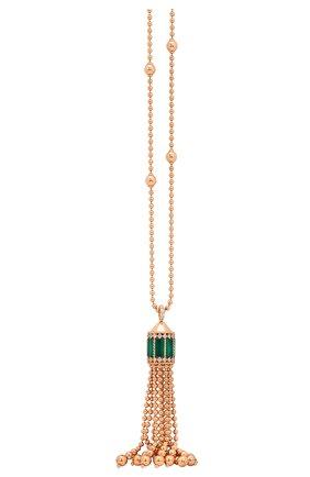Женские колье ROBERTO COIN розового золота цвета, арт. ADV888CL1891_01 | Фото 1