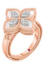 Женские кольцо ROBERTO COIN бесцветного цвета, арт. ADV888RI1837_02 | Фото 1