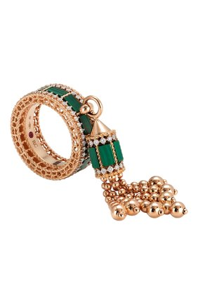 Женские кольцо ROBERTO COIN розового золота цвета, арт. ADV888RI1984 | Фото 1
