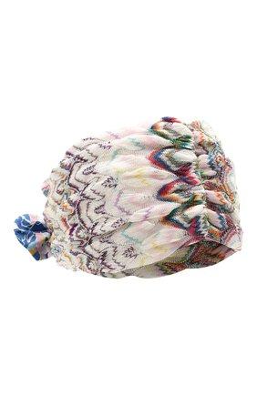 Женская повязка на голову MISSONI разноцветного цвета, арт. MMS00047/BR00AJ | Фото 1