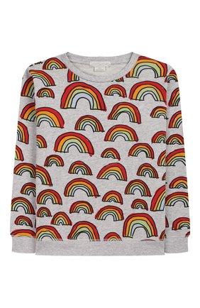 Детская комплект из свитшота и брюк STELLA MCCARTNEY разноцветного цвета, арт. 600115/S0J12 | Фото 2