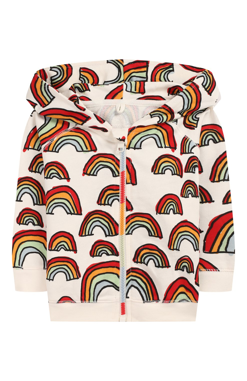 Детский комплект из толстовки и брюк STELLA MCCARTNEY разноцветного цвета, арт. 600137/S0J12 | Фото 2