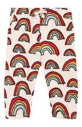 Детский комплект из толстовки и брюк STELLA MCCARTNEY разноцветного цвета, арт. 600137/S0J12 | Фото 4