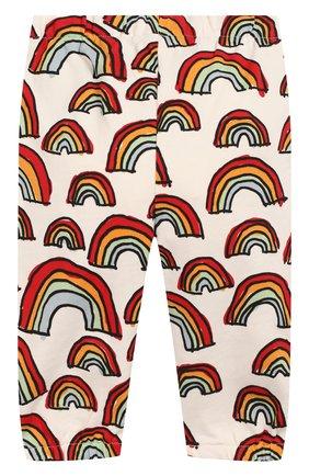 Детский комплект из толстовки и брюк STELLA MCCARTNEY разноцветного цвета, арт. 600137/S0J12 | Фото 5