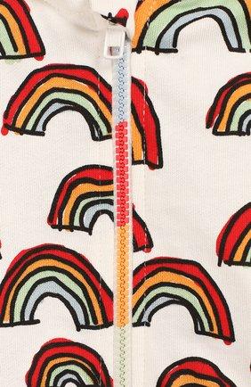 Детский комплект из толстовки и брюк STELLA MCCARTNEY разноцветного цвета, арт. 600137/S0J12 | Фото 6