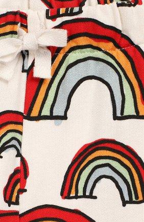 Детский комплект из толстовки и брюк STELLA MCCARTNEY разноцветного цвета, арт. 600137/S0J12 | Фото 7