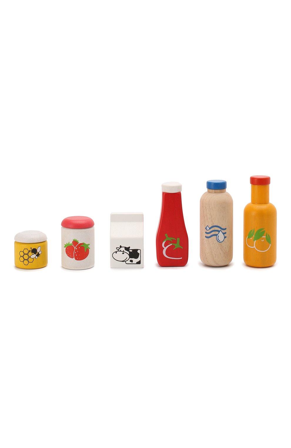 Детского игрушка набор еда и напитки PLAN TOYS разноцветного цвета, арт. 3432 | Фото 2