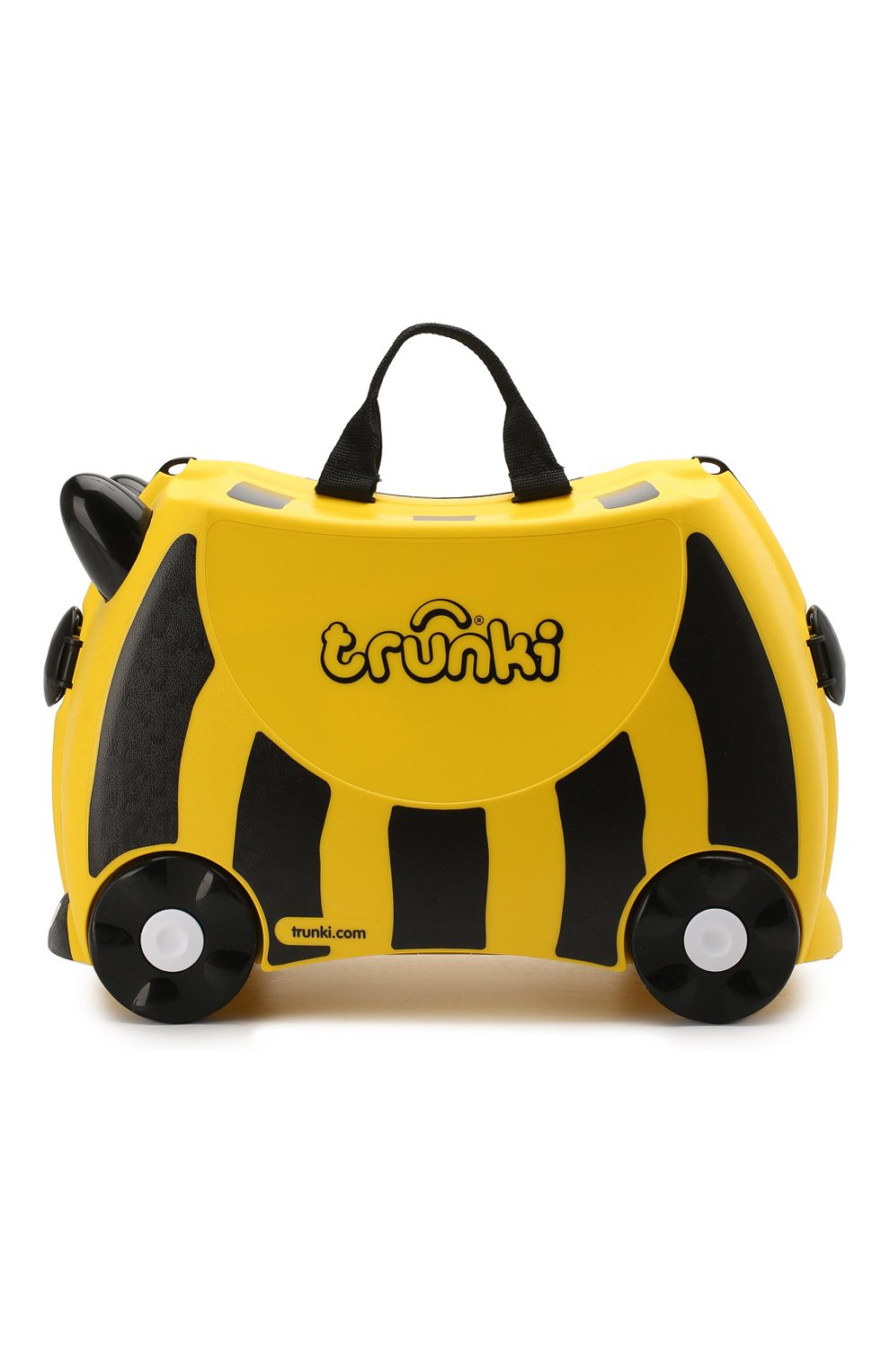Детский чемодан TRUNKI желтого цвета, арт. 0044-GB01-P1   Фото 1