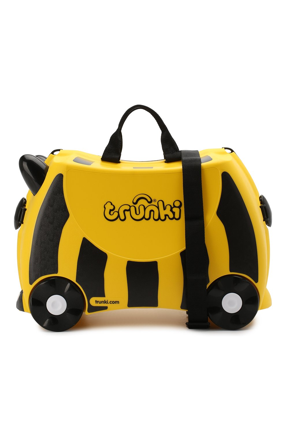 Детский чемодан TRUNKI желтого цвета, арт. 0044-GB01-P1   Фото 4