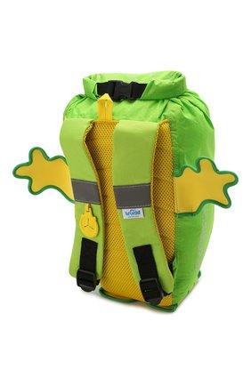 Детская рюкзак для пляжа TRUNKI зеленого цвета, арт. 0110-GB01 | Фото 2