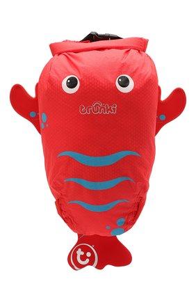 Детская рюкзак для пляжа TRUNKI красного цвета, арт. 0113-GB01 | Фото 1