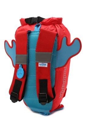 Детская рюкзак для пляжа TRUNKI красного цвета, арт. 0113-GB01 | Фото 2
