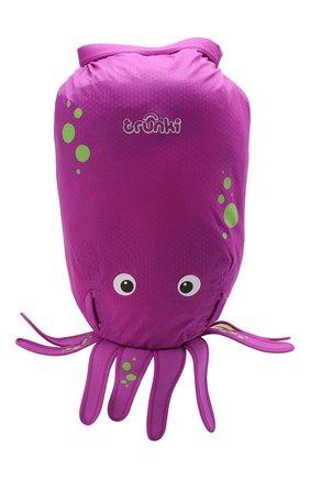 Детская рюкзак для пляжа TRUNKI фиолетового цвета, арт. 0114-GB01 | Фото 1