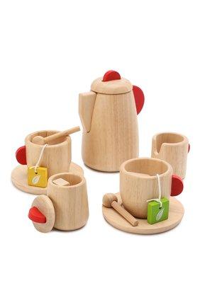 Детского игрушка набор чаепитие PLAN TOYS разноцветного цвета, арт. 3433   Фото 1